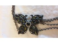 Ladies Butterfly Belt - NEW - Very elegant - Can post or deliver it locally