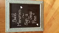 Chalkboards * Calgary Wedding And Party Rentals