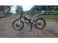 Gas Gas TXT 250 Pro Trials Bike Raga Replica 2011