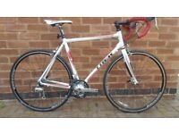 Trek 1.2 triple sportive road bike (56cm)