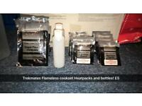 Trekmates Flameless Cookset Heat Packs!