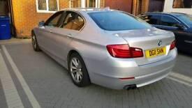 BMW 520d Auto 2011 102k FVSH 1yr MOT