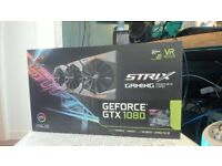 ASUS GeForce GTX 1080 8GB ROG STRIX