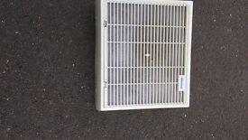 External extractor fan