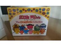The complete Little Miss Books