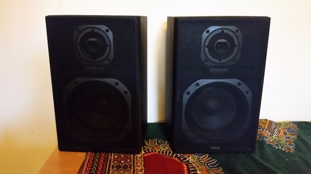 hitachi speakers. hitachi speakers a