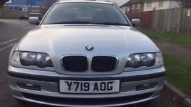 BMW 3 SERIES 1.9 316i SE 4dr Saloon