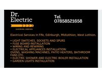 Dr Electric in Kirkcaldy