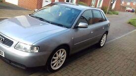 Audi A3 TDI SE (130) 2003 **low mileage** Sports special edition