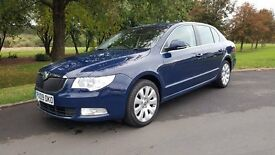 Skoda Superb 2.0 TDI CR SE 5dr 170 BHP FULL SERVICE HISTORY & LONG MOT