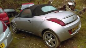 2002-2005 FORD STREET KA 1.6 BREAKING FOR SPARES PARTS