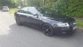 Audi a6 3.2 sline 7speed dcg swop