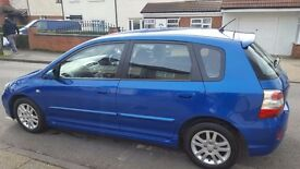 """2004 HONDA CIVIC, AUTOMATIC, 51000 MILES WITH FULL SERVICE HISTORY, 4 DOOR"