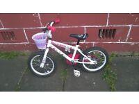 "Hello Kitty Kids Bike - 16"" Wheel"