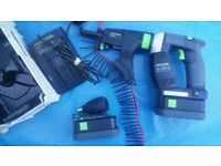 Festool DWC18-4500 Autofeed Screwdriver