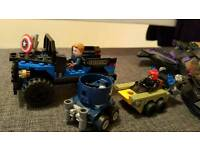 Lego Marvel set