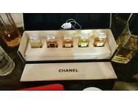 Very Rare Miniature Set of Chanel Perfumes