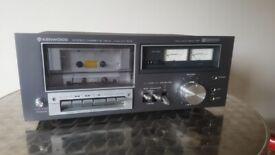 Kenwood KX-505 Cassette Deck