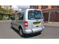 2010 (59) VOLKSWAGEN CADDY LIFE 1.9 TDI DSG SIRUS WHEELCHAIR ACCESS DISABLED DRIVE EXPERT DISPATCH