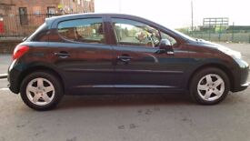 PEUGEOT 207 SE 1.4 PETROL 5 DOOR HATCHBACK MOT FULL YEAR