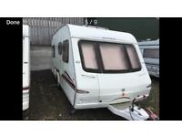 Swift Charisma 535 Fixed Bed Caravan for sale