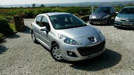 2011 61 Peugeot 207 Active 1.4 HDI