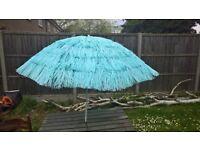 Hawaiian Style Garden Parasol