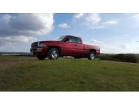 Dodge Ram 1500 Pick Up, Crew Cab, 5.2 V8 2WD