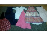 Girls dress bundle age 7-8