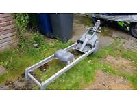 R60 tunturi rowing machine