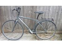 Bike, mens, hybrid