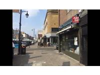 Indian & Sushi takeaway for Sale, Hoxton N1,