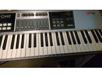 CME UF 50 midi keyboard