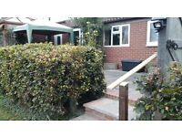 to let. 1 bed apartment/cottage beautiful setting Nr Wells.