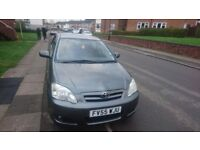 TOYOTA COROLLA 2006 . 12 month MOT . EXCELLENT CONDITION
