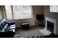 Fully furnished 2 double bedroom flat, Central Douglas, dedicated car parking