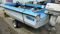 Selling a 17' boat.