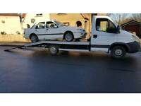 Vehicle recovery and transport