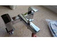 2 SETS of Quality Francis Pegler Manta Taps 1 BATH,1 SINK Used. Slight marks. Collect Kirkby NG17