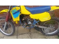 SUZUKI RM 80 85 100 125 PARTS WANTED