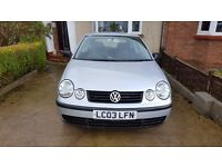 Volkswagen VW Polo 1.4 S 3dr AUTOMATIC Lady owner