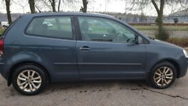 Volkswagen Polo 1.4 TDI engine! MOT till Jan 18. Great 1st car!