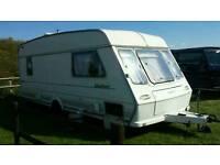 5 berth caravan very good condition