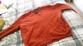 (Both for £7) Mens xl (shrunk a little) hammond & co jumpers in very good condition