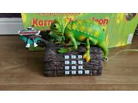 REDUCED PRICE karma chameleon house phone with original box.