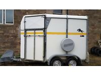 Bateson Deauville Boston Horse Trailer