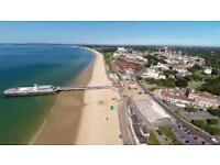 3 night stay in Bournemouth in August