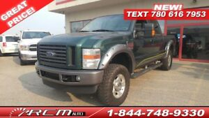 2010 Ford Super Duty F-350 CABELAS EDITION LOADED 4X4 CREW CAB T