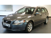 2008 08 VOLVO V50 1.8 S 5d 124 BHP *ESTATE**PART EX WELCOME*FINANCE AVAILABLE*WARRANTY