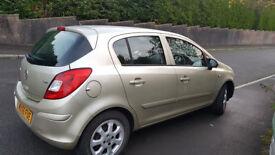 Vauxhall Corsa 1.3 CDTi Club 5 door + A/Con
